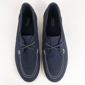 Polo Ralph Lauren Sander Boat Deck Loafers Shoes